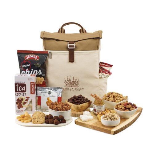 Charlie Backpack of Snacks Natural