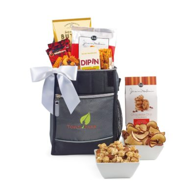Avalanche of Gourmet Treats Igloo® Cooler Grey