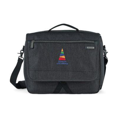 Samsonite Modern Utility Computer Messenger Bag Grey
