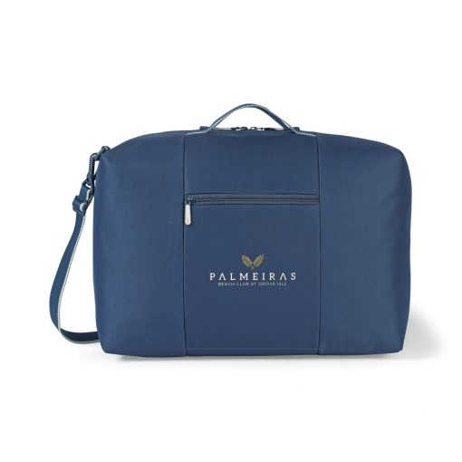 Dempsey Split Weekender Bag - Navy Blue
