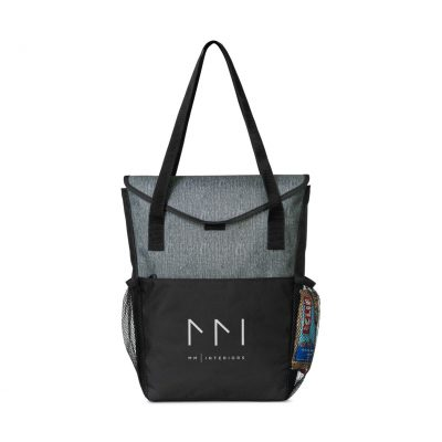 Jordan Tablet Tote Black-Grey