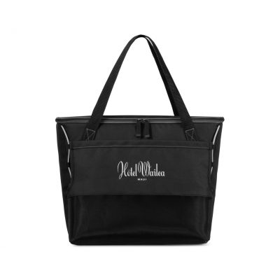 Maui Pacific Cooler Tote Black