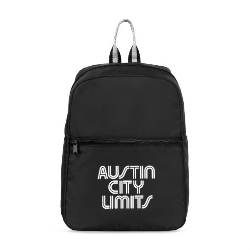 Moto Mini Backpack - Black