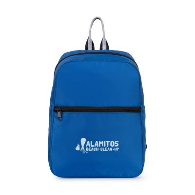 Moto Mini Backpack Blue