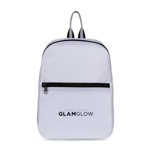 Moto Mini Backpack - White