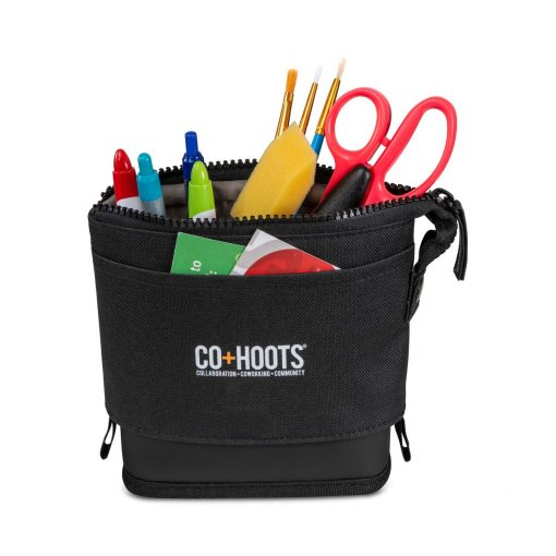 Mobile Office Pencil Case - Black