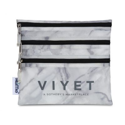 RuMe Baggie All White-Silver-Grey