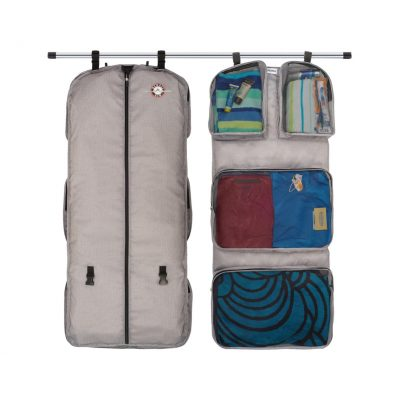 RuMe GTO | Garment Travel Organizer Grey