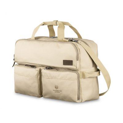 Samsonite Morgan Travel Bag Natural