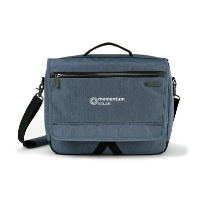 Samsonite Modern Utility Computer Messenger Bag Blue