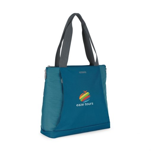 American Tourister® Voyager Travel Tote Blue