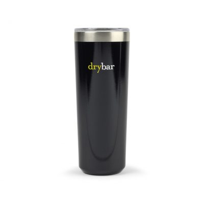 Aviana™ Ainsley Double Wall Stainless Highball Tumbler - 14 Oz. Black