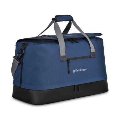 Brighton Adjustable Duffel Blue