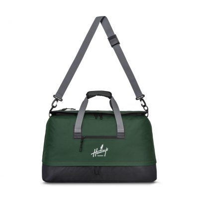 Brighton Adjustable Duffel Green