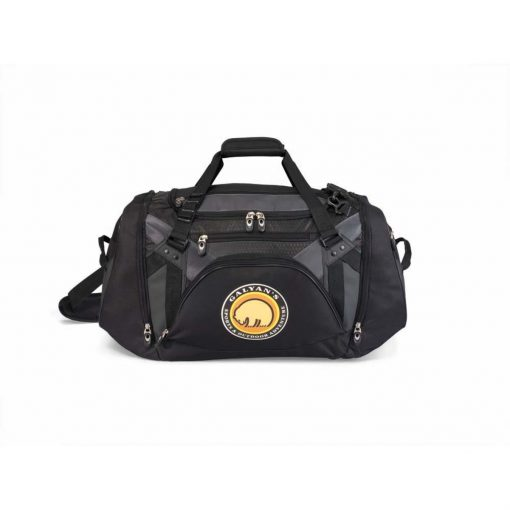Large Vertex® Tech Duffel - Black