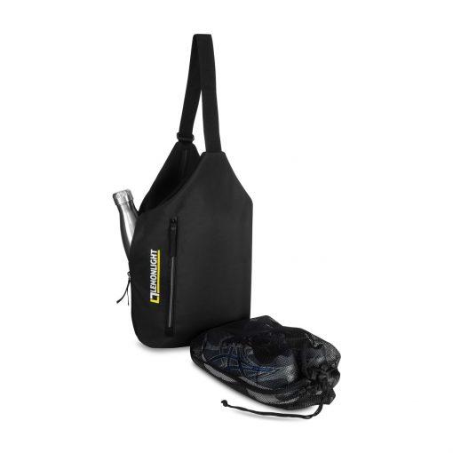 Leighton Sling Bag - Black