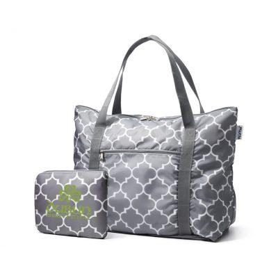 RuMe® cFold Travel Duffle Grey