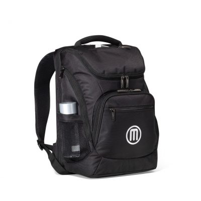 Travis & Wells® Denali Computer Backpack Black