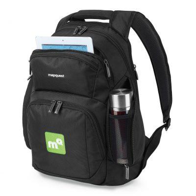 Travis & Wells® Titan Backpack - Black