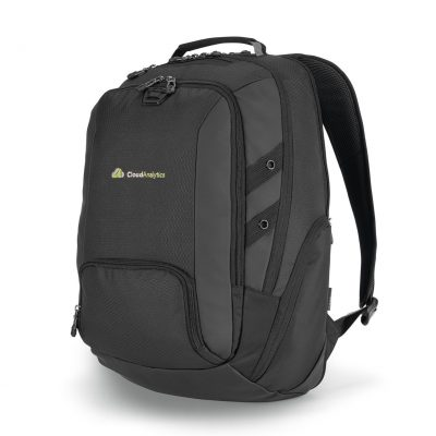 Vertex® Carbon Computer Backpack Black