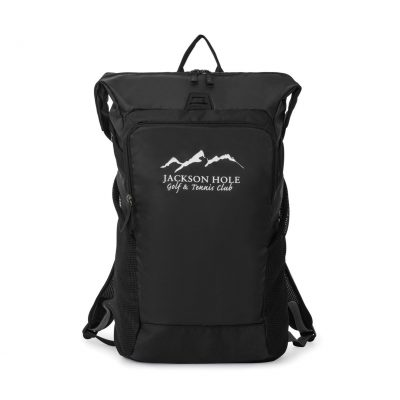 Vertex® Fusion Packable Backpack - Black