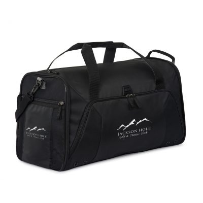 Vertex® Fusion Packable Duffel Black