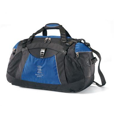 Vertex® Sport Duffel Blue-Black