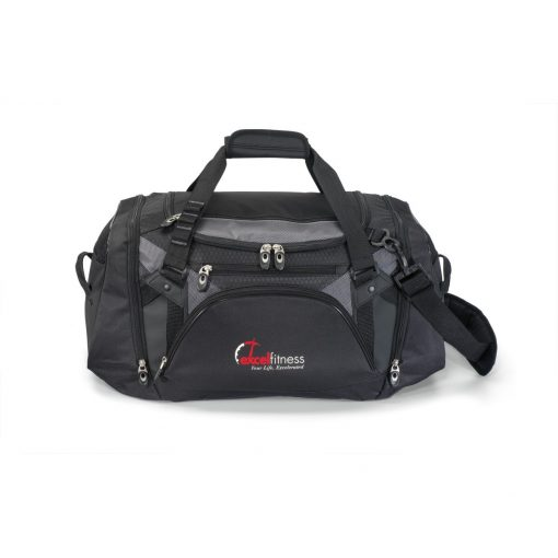 Vertex® Tech Duffel - Black