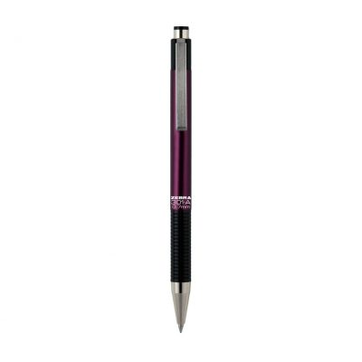 Zebra® F-301 The Original Retractable Ballpoint Red