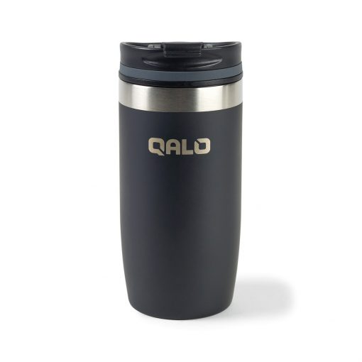 Brynn Double Wall Stainless Tumbler - 16 Oz. Black
