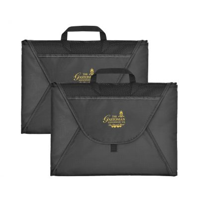 Jetsetter Garment Folder Set Black