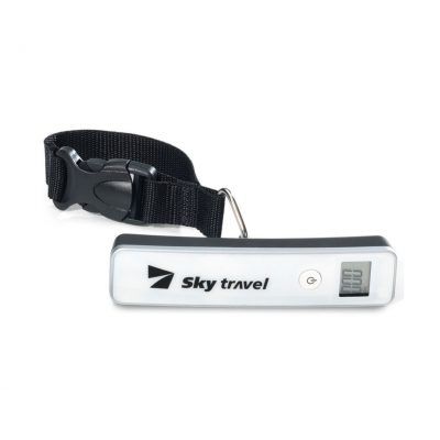 Levantar Digital Luggage Scale White