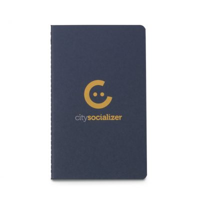 Moleskine® Cahier Ruled Large Journal Blue-Navy
