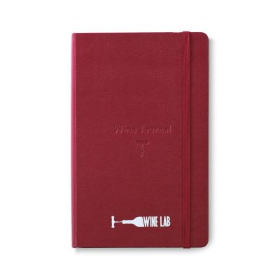 Moleskine® Passion Journal - Wine Red