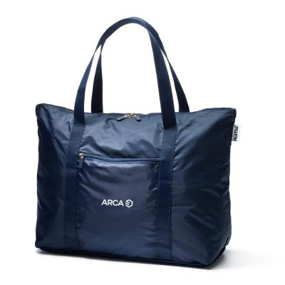 RuMe® cFold Travel Duffle Blue-Navy