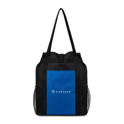 Triumph Convention Tote Blue