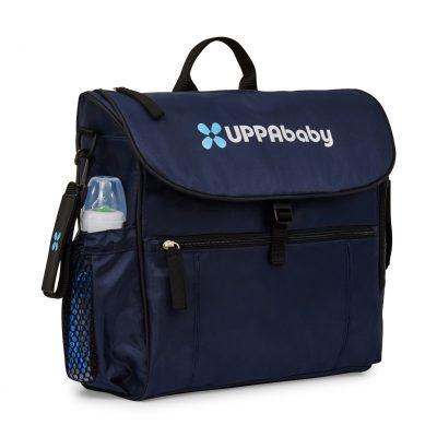 Uptown Convertible Diaper Bag Kit Blue-Navy
