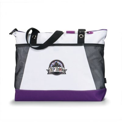 Venture Convention Tote - Purple