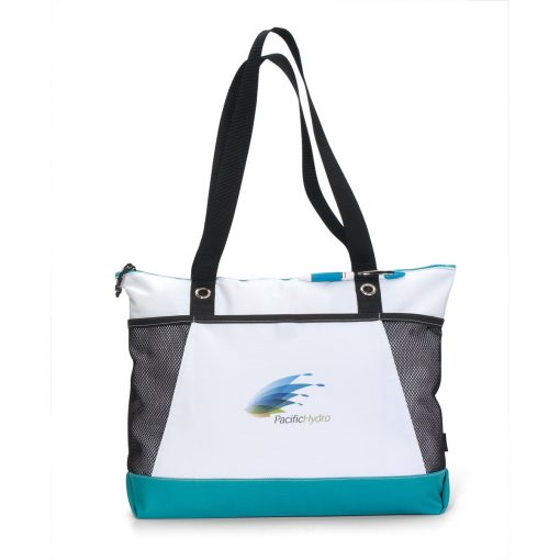 Venture Convention Tote - Turquoise