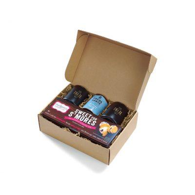 Artisan S'mores & MiiR® Gift Box Black