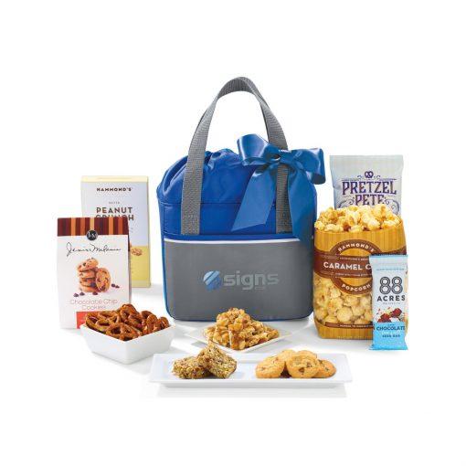 Dover Delights Snack Pack Cooler Blue