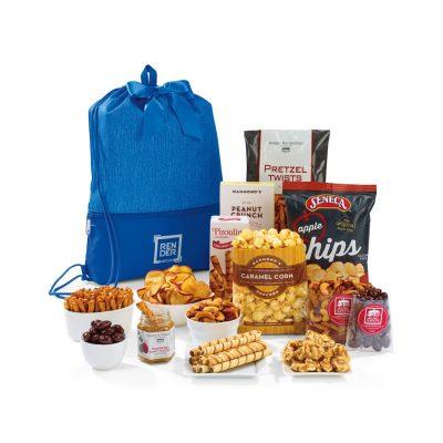Lenox Cinch Pack of Snacks Blue