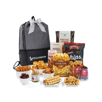 Lenox Cinch Pack of Snacks Grey