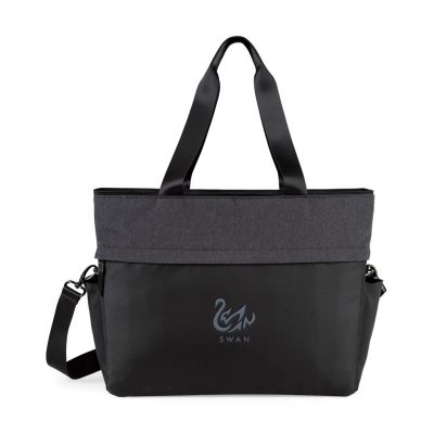 Life in Motion® All Day Deluxe Computer Tote Black