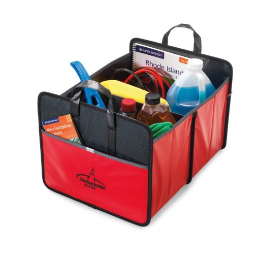 Life in Motion® Primary Cargo Box Red