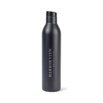 MiiR® Vacuum Insulated Wine Bottle - 25 Oz. Black