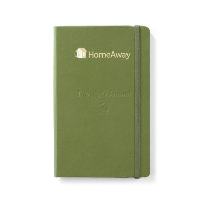 Moleskine® Passion Journal - Travel Green