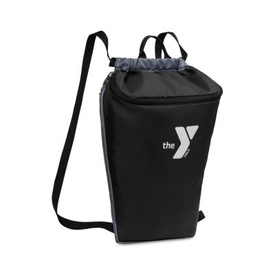 Playoff Sport Cinchpack Black