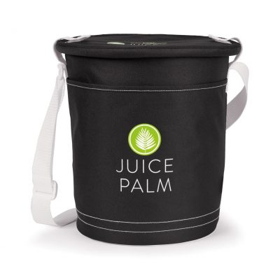 Sandbar Insulated Party Pail - Black