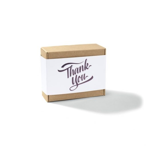 Thank You Band - Small White